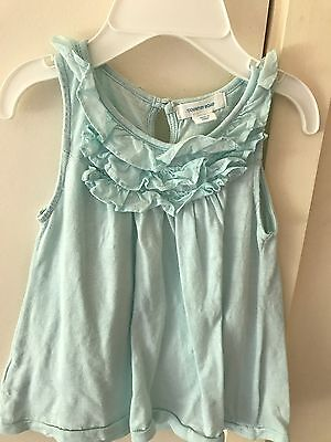 Country Road Baby Girl Summer Top GUC Size 6-12 Months