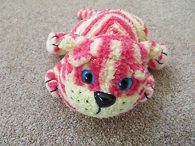 Official Bagpuss The Cat Plush  Beanie/soft Toy  By Golden Bear Products