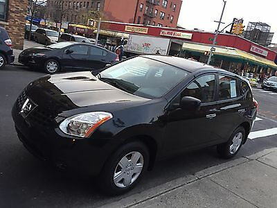 2009 Nissan Rogue S AWD 2009 NISSAN ROGUE AWD 0 ACCIDENT