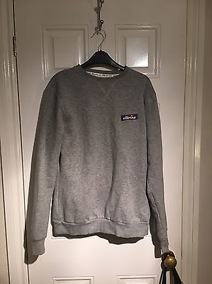 Ellese Grey Jumper Size Medium