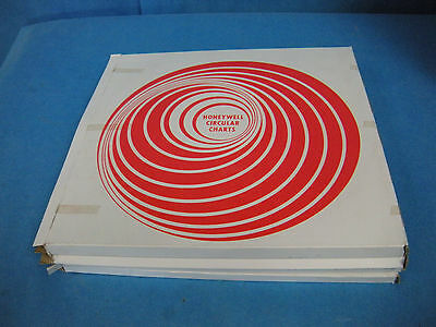 Honeywell 14478 Chart Recorder Paper Lot of Approx. 300 Sheets