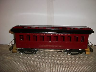 CMT (Classic Model Trains) old-time passenger coaches (2)