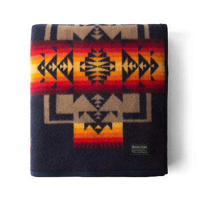 Pendleton Chief Joseph Collection Blanket  64x80 Made in USA!!