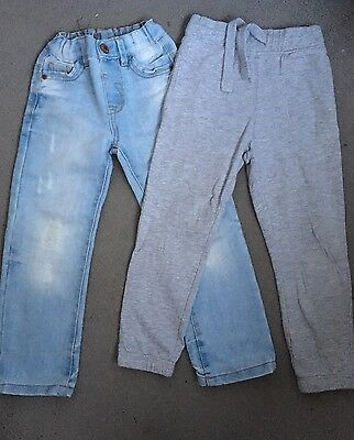 Boys Trousers Age 4-5 Years From Next