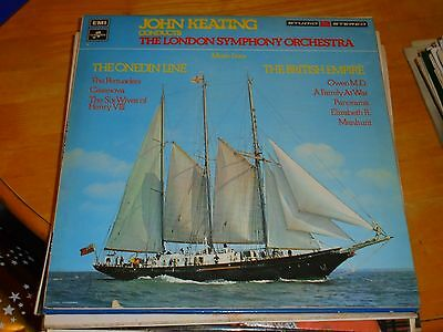 Lp/ John Keating & London Symphony Orchestra/music From Onedin Line And More(197