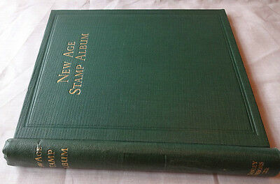 Stanley Gibbons 'new Age' Classic Springback Stamp Album, Very Good Condition