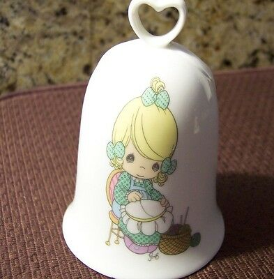 Precious Moments Enesco Mother Sew Dear Sewing Bell