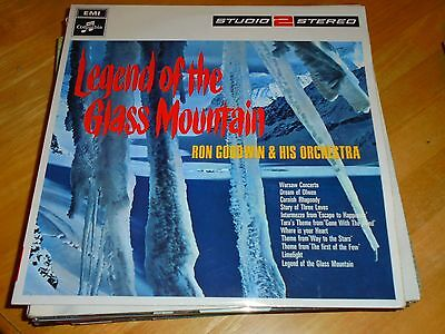 Lp/ Ron Goodwin Orchestra / Legend Of The Glass Mountain (1968 Uk Columbia Studi