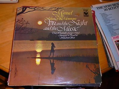 LP/ MANUEL &MUSIC OF THE MOUNTAINS /YOU AND NIGHT AND MUSIC (1970s UK MFP