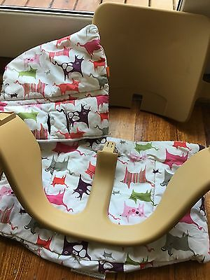 Stokke Tripp Trapp baby set + washable cover