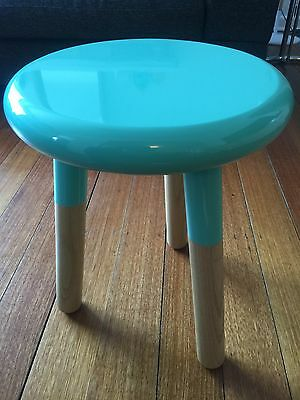 Middle Of Nowhere Malmo Stool - Mint