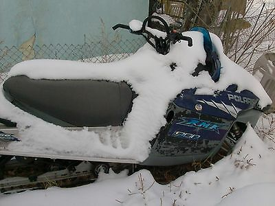 Snowmoble 900 Rmk 166""