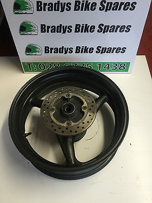 Honda CBR600 F4i Rear Wheel Rim  2001