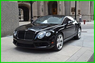 2013 Bentley Continental GT Own this for as LOW AS $989 Per Month!!! 2013 Bentley Continental GT V8-Own this for as LOW AS $989 Per Month!!