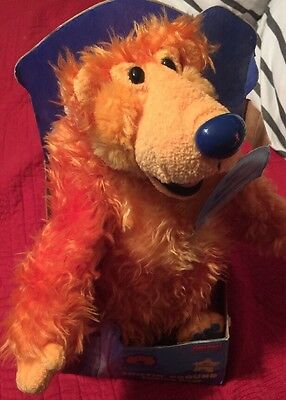 Bear In The Big Blue House - Sniffin Around Talking Bear
