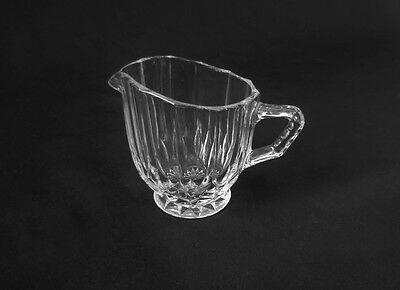 Cut Glass Cream Jug