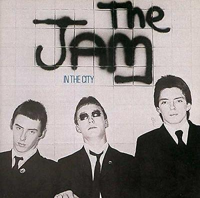 The Jam ~ In The City ~ Vinyl Lp ~ *new And Sealed*