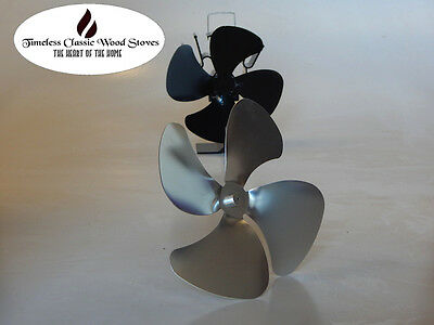 Blades only for MIXAIR Heat powered stove/ heater Eco fan Ecofan