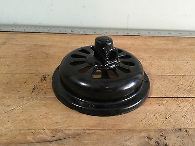 Antique Robbins Myers #2104 Electric Fan Back Motor Cover