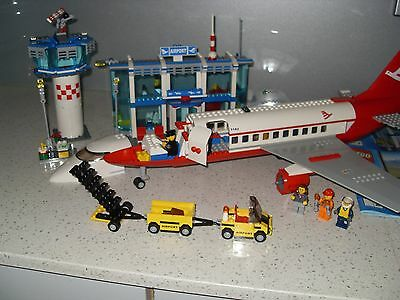 LEGO City Airport (#3182) and ( #4439 )