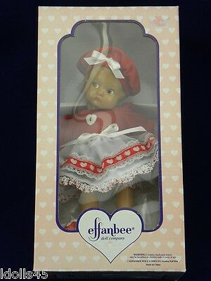 "Ashton Drake Galleries Effanbee February Patsyette 8"" Doll #38462-000 6+"