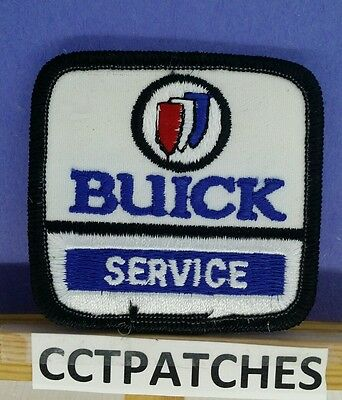 Buick Service Patch