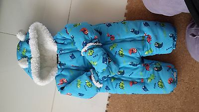 Baby boy winter overall 3 to 6 months size 00