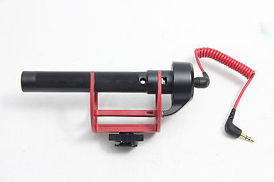 Rode VideoMic GO Handheld Wired 3.5 mm Professional Microphone VideoMicGO EX+