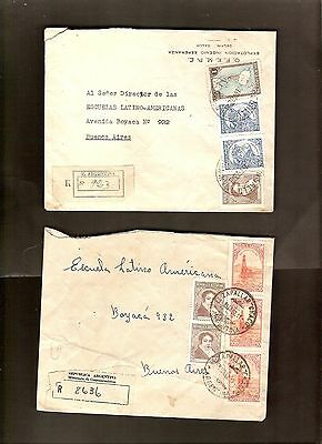ARGENTINA lot of 20 COVERS LOT #14