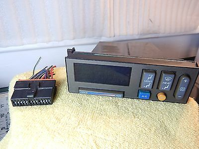 1988-1994 Chevy Suburban Pickup Digital Electronic Heater Climate Control Panel