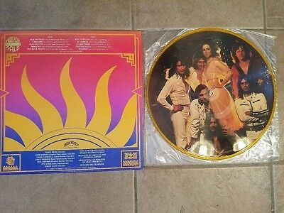Jefferson Starship Promotional Picture Disc
