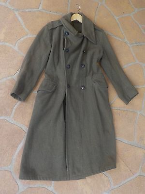 WW2 Australian Army Great Coat