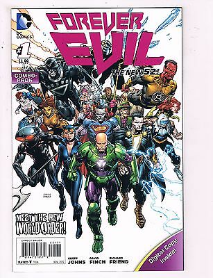 Forever Evil Complete DC Comics Limited Series # 1 2 3 4 5 6 7 NM 1st Prints BN5