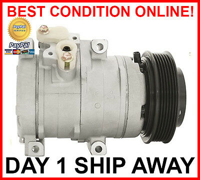 *Like New* FORD FALCON or TERRITORY A/C COMPRESSOR PUMP BA/BF 6cyl 2002-2011