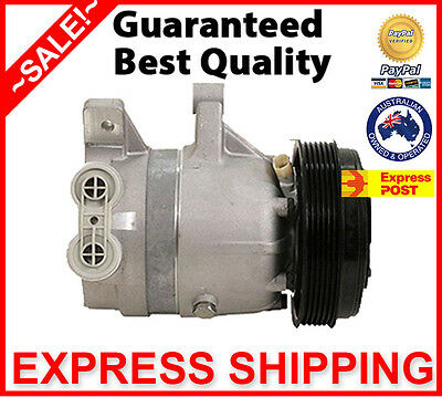 HOLDEN COMMODORE V6 AIR CONDITIONING COMPRESSOR VT VX VY *Genuine*