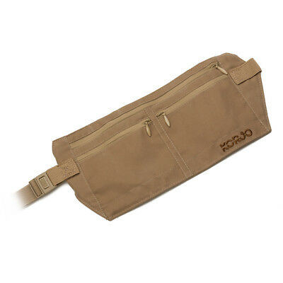 NEW Korjo RFID Blocking Money Belt