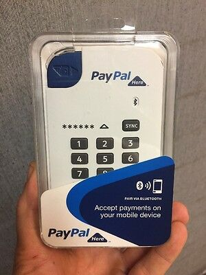 PayPal Here Card Reader - Never Used