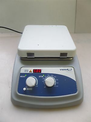 VWR 97042-642 Digital Hotplate Stirrer