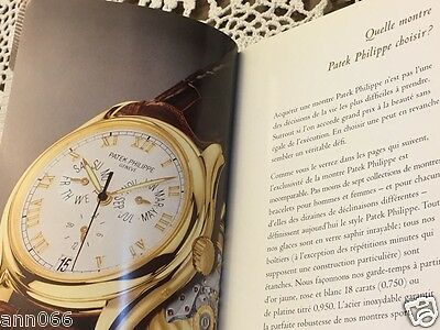 2000 patek philippe Collection Watch Book Catalog.