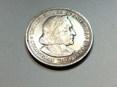 1893  Columbian exposition 50 cents