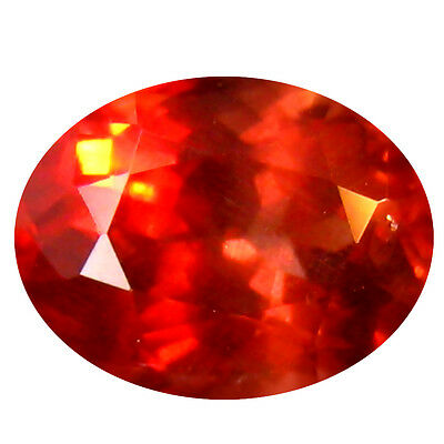 1.50 ct RARE NATURAL FROM EARTH MINED COLOR CHANGE MALAYA GARNET