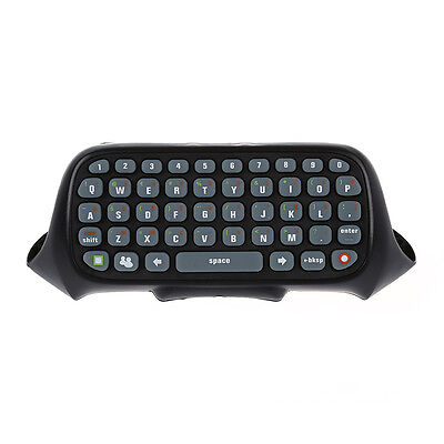 Text Chat Messaging Pad ChatPad Keyboard For XBOX 360 Live Games Controller G2F7