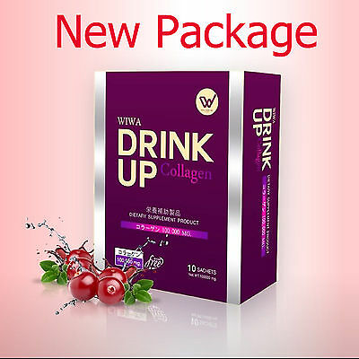 Wiwa Collagen Drink Up Supplements White Melasma 2 Box Imports from Japan