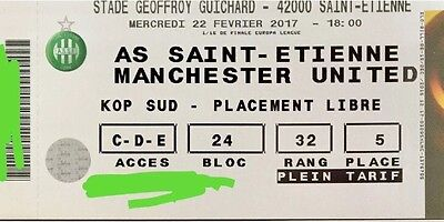 1 PLACE ASSE / MANCHESTER UNITED /League europa