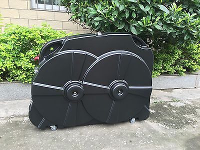 Hard Case Bike Bag Carry Travel Bicycle Road Hard Case FREIGHT AVAILABLE