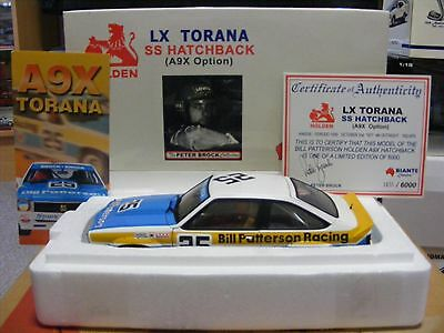 Biante 1 18 Scale Peter Brock Collection LX Torana A9X