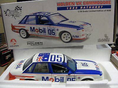 Classic Carlectable 1 18 Scale Peter Brock VK Commodore 1985 Bathurst