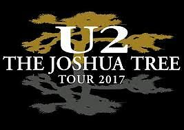 U2 The Joshua Tour Croke Park