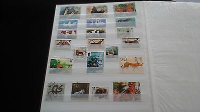 timbres obliteres pologne
