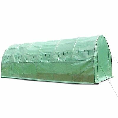 New Galvanised Steel Green House 6M x 3M x 2M